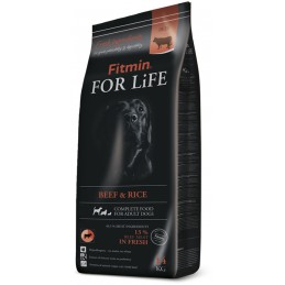FITMIN For Life Dog Beef...