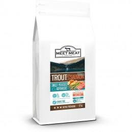 MEET MEAT Trout & Salmon...