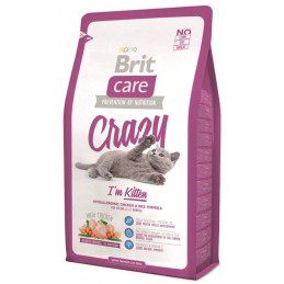 BRIT CARE CAT Crazy I'm...