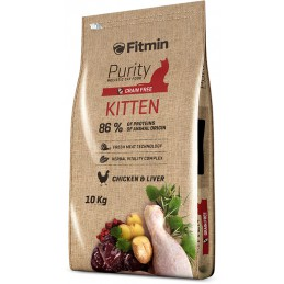 FITMIN Cat Purity Kitten 400g