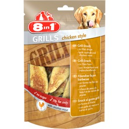 8in1 Grills Chicken Style...