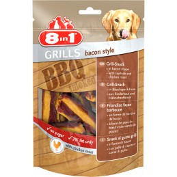8in1 Grills Bacon Style 80g...