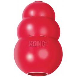 KONG Classic - czerwony S