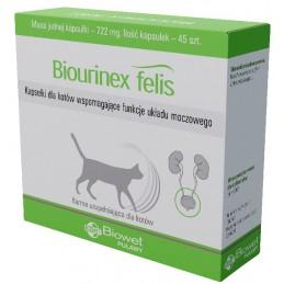 BIOWET Biourinex felis 45...