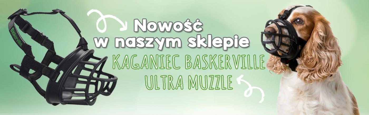 BASKERVILLE Kaganiec Ultra Muzzle